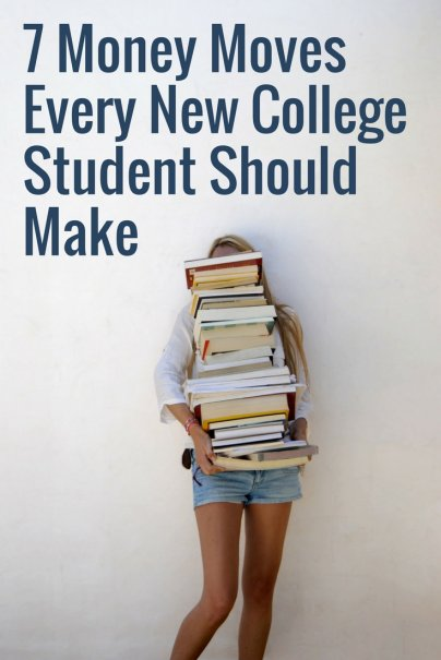 7 Money Moves Every New College Student Should Make