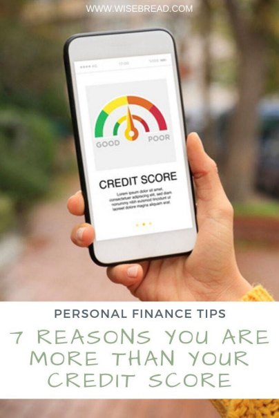 If you beat yourself up for being poor, having bad credit, or being in debt. Here's a look at all of the ways your net worth and credit score don't define you. | #selfcare #selfesteem #motivation