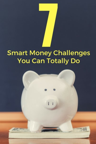 7 Smart Money Challenges You Can Totally Do