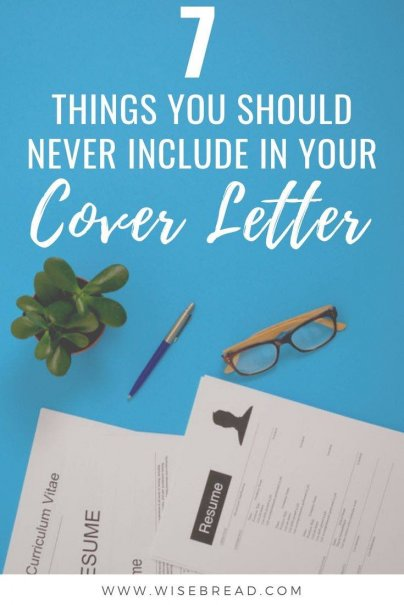 Are you applying for jobs and not sure of what to include on your cover letter? Avoiding these seven cover letter gaffes will get you through the interview door faster! | #coverletter #careeradvice #jobsearch
