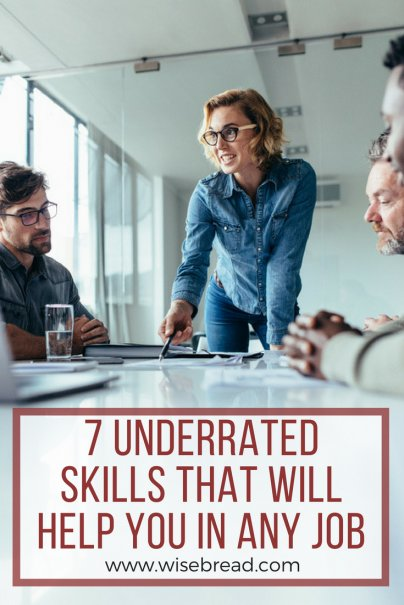 7 Underrated Skills That Will Help You in Any Job