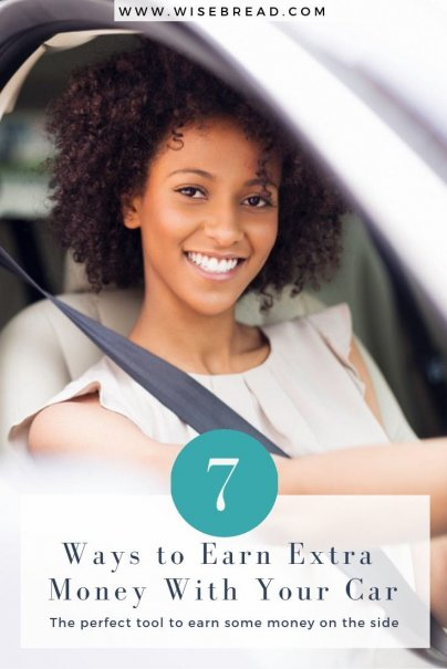 7 Ways to Earn Extra Money With Your Car