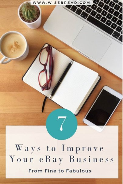 7 Ways to Improve Your eBay Business