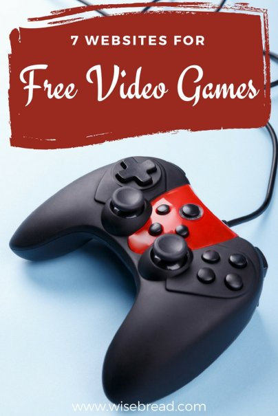 7 Websites for Free Video Games