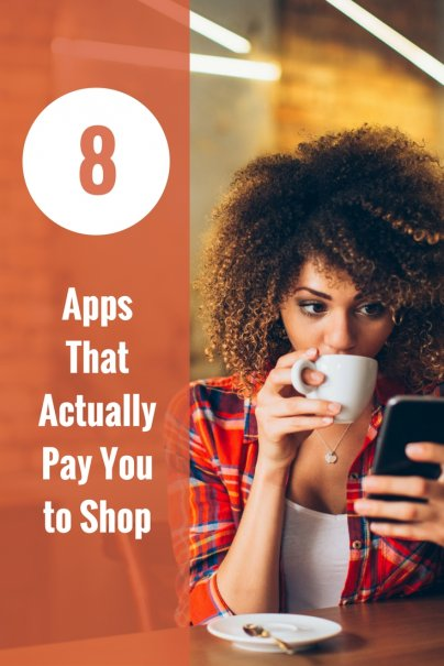 8 Apps That Actually Pay You to Shop