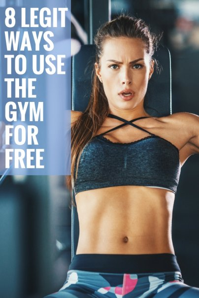 8 Legit Ways to Use the Gym for Free