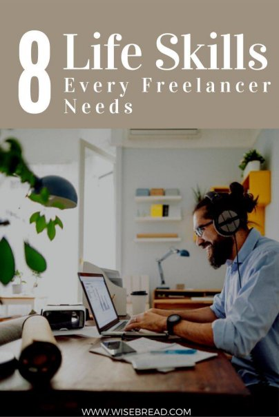 Thinking of becoming a freelancer? These are the skills you need to pursue the freelance lifestyle! | #freelancing #freelancer #smallbusiness