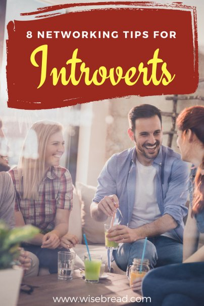 8 Networking Tips for Introverts