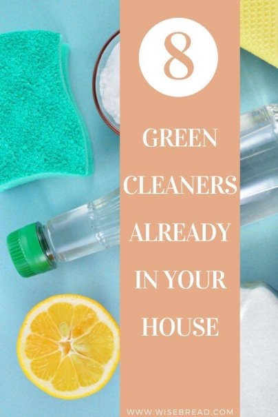You've probably heard of the amazing cleaning properties of baking soda and vinegar. These lesser-known household cleaners are better for the environment, effective at cleaning, and easy on your wallet. | #greencleaning #greenliving #cleaninghacks