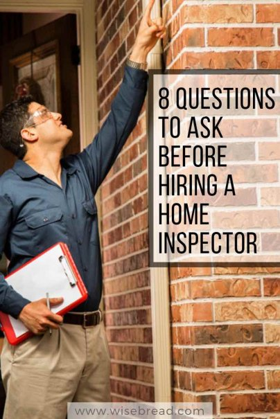 8 Questions to Ask Before Hiring a Home Inspector