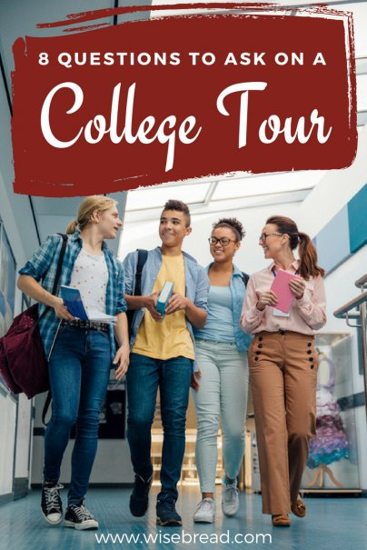 8 Questions to Ask on a College Tour