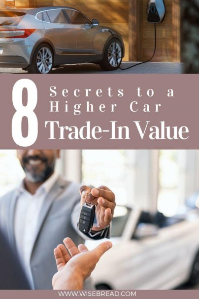 What does it take to squeeze the most money out of the car you're handing over? Here's what you need to know, and do to get more cash for your car sale. | #extracash #carsale #extramoney
