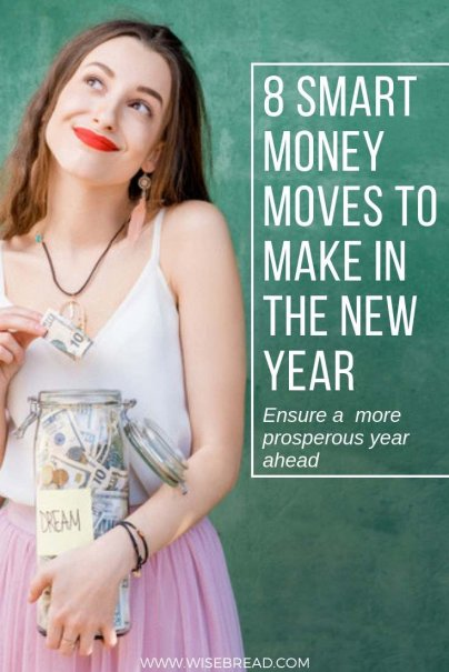 Whatever your financial objectives are, setting money-minded goals as your new years resolution is important to ensure a more prosperous money year ahead. Here are the personal finance tips and ideas to help you save more money! | #personalfinance #moneymatters #newyear #investments