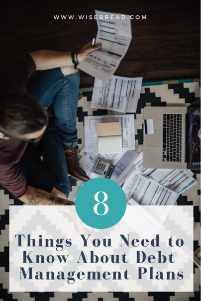 8 Things You Need to Know About Debt Management Plans