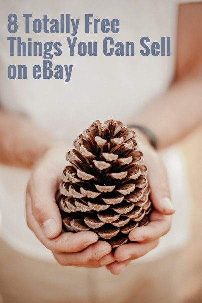 8 Totally Free Things You Can Sell on eBay