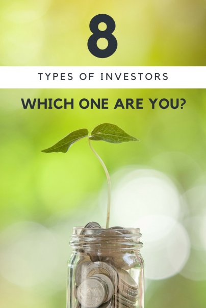 8 Types of Investors — Which One Are You?