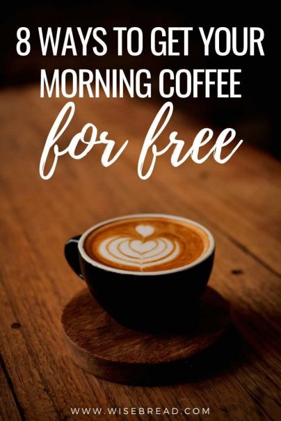 Did you know that there are plenty of ways to get coffee for free! Here is a list of ideas to get you inspired and spending less. | #coffee #freecoffee #savemoney #frugalhacks