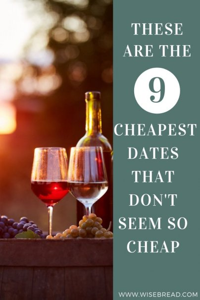 Going out on dates doesn't have to break the bank. We've got some frugally fun, cheap date ideas that won't make you look like a cheapskate. | #cheapdates #frugaldate #entertainment