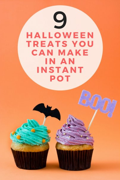 9 Halloween Treats You Can Make in an Instant Pot
