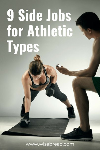 9 Side Jobs for Athletic Types