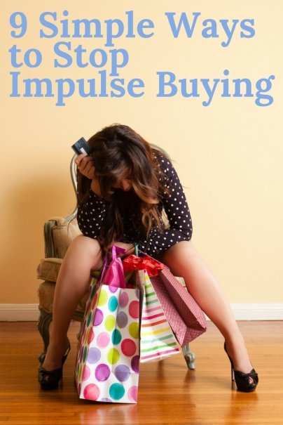 9 Simple Ways to Stop Impulse Buying