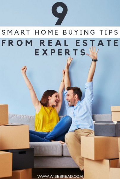 Are you looking to buy your first time home? Or thinking of buying an investment property? Whatever your reason, these are 9 smart home buying tips from the real estate experts that'll get you saving money! Keep cash in your pocket and check out our tips! | #realestate #homebuying #housingtips