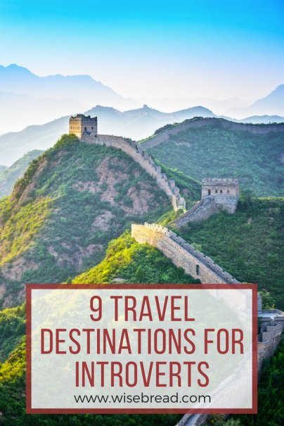 9 Travel Destinations for Introverts