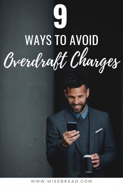 With the ease of mobile banking does come errors, in the form of overdraft fees because we may have overspent without knowing. Keep those unnecessary expenses in check with our tips to avoid those unnecessary fees! | #moneymanagement #budgeting #financetips