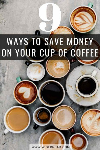 Coffee can be an expensive hobby. If you're a regular coffee drinker, here's how to indulge in your daily cup of coffee while saving money. | #coffee #moneysaving #moneymatters