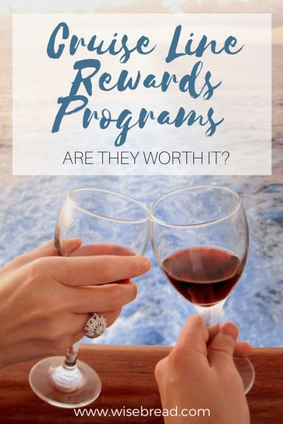 Are Cruise Line Rewards Programs Worth It?