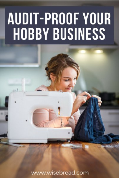 Audit-Proof Your Hobby Business
