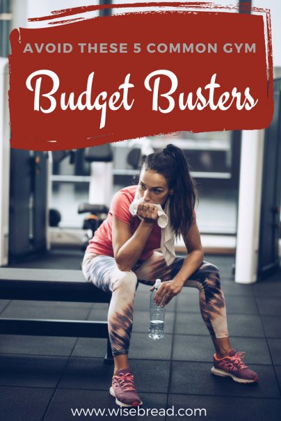 Avoid These 5 Common Gym Budget Busters