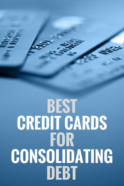 Best Credit Cards for Consolidating Debt