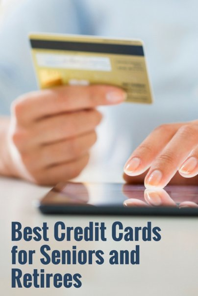 Best Credit Cards for Seniors and Retirees