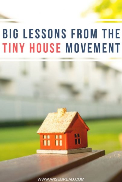 Find out what we're learned from tiny houses and the lessons that continue to motivate new converts every day. | #tinyhousemovement #smallhouse #tinyhome