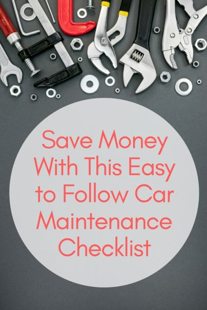Bookmark This: Save Money With an Easy to Follow Car Maintenance Checklist