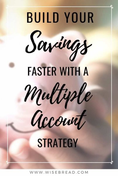There are three distinct uses for savings, there's emergencies, big-ticket items, and bills and expenses. You'll find it more effective to build savings if you use a dedicated account for each one. Check out how you can build your saving with a multiple account strategy! | #savings #moneysaving #personalfinance