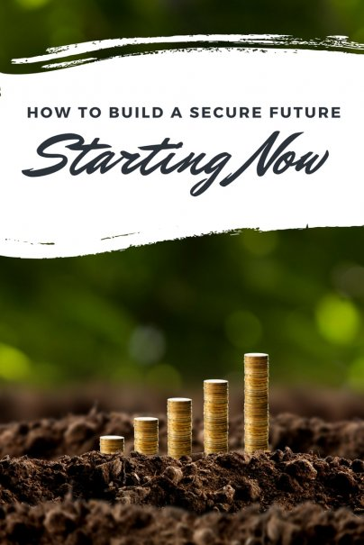 Build a Secure Future Starting With Your Next Paycheck