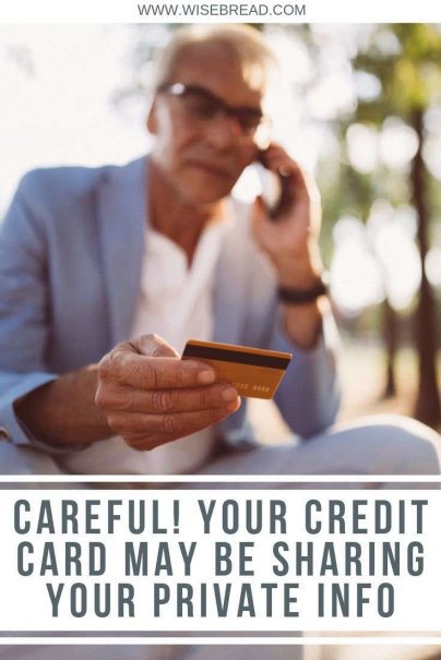 Over time, your credit card provider can piece together a detailed history of your spending habits to help you find relevant sales, coupons, or services.So, exactly what private information is your credit card collecting and how does it affect you? #creditcards #privacy #creditreports