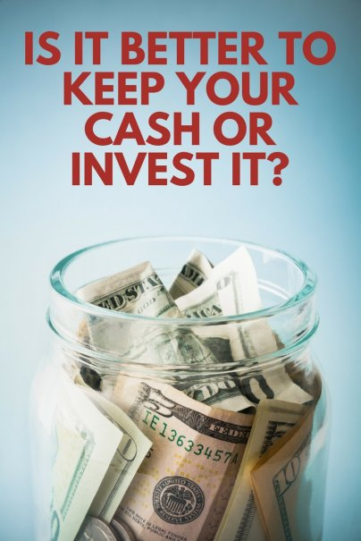 Cash Might Make You Happier, But Investments Will Make You Richer