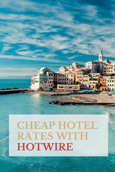 Cheap Hotel Rates with Hotwire
