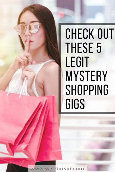 Check Out These 5 Legit Mystery Shopping Gigs