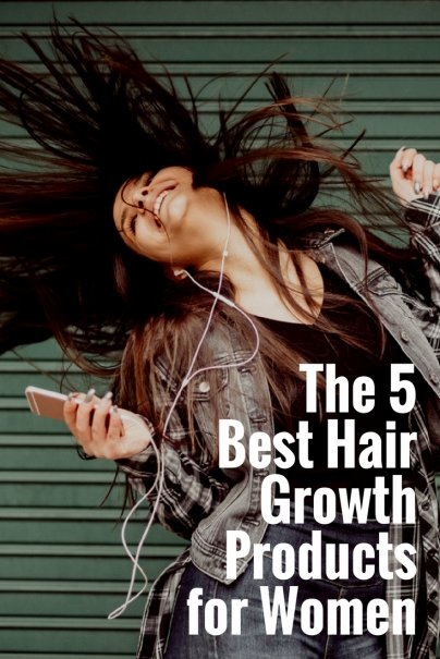 The 5 Best Hair Growth Products For Women