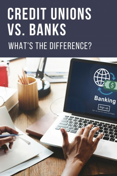 Credit Unions vs  Banks: What's the Difference?