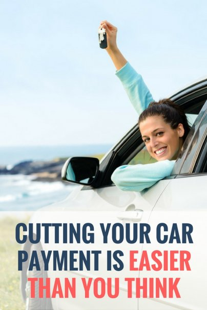 Cutting Your Car Payment Is Easier Than You Think