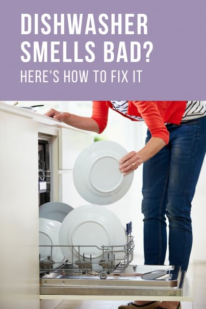 Dishwasher Smells Bad? Here's How to Fix It