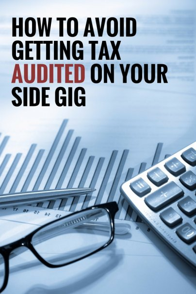 Don't Get Audited! How Your Side Gig Needs to Handle Taxes