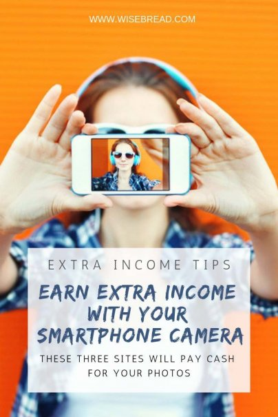 Earn Extra Income With Your Smartphone Camera