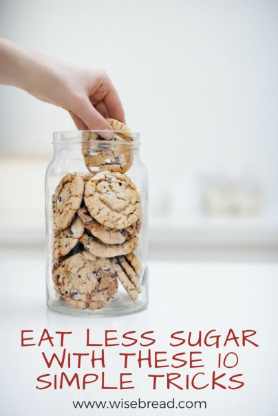 Eat Less Sugar With These 10 Simple Tricks