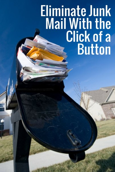 Eliminate Junk Mail With the Click of a Button